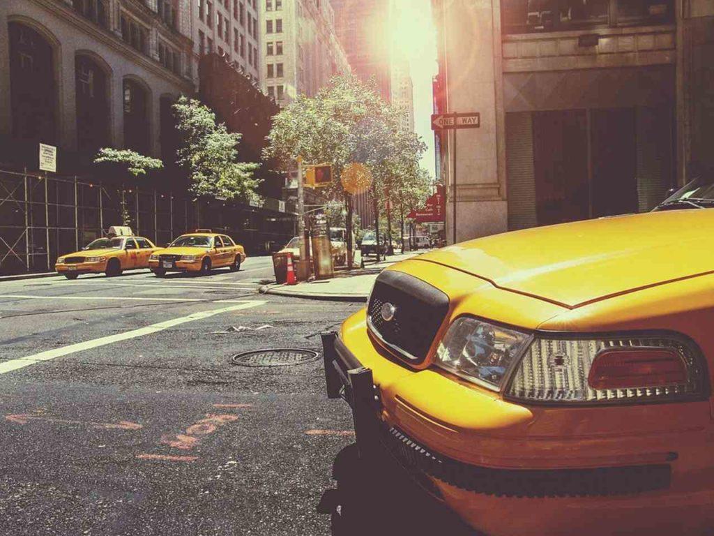taksówka na lotnisko